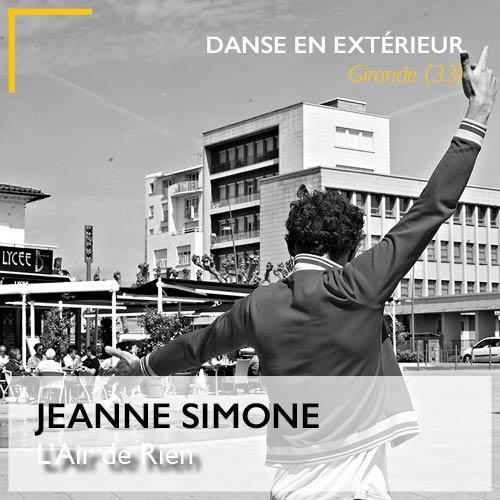 Jeanne simone